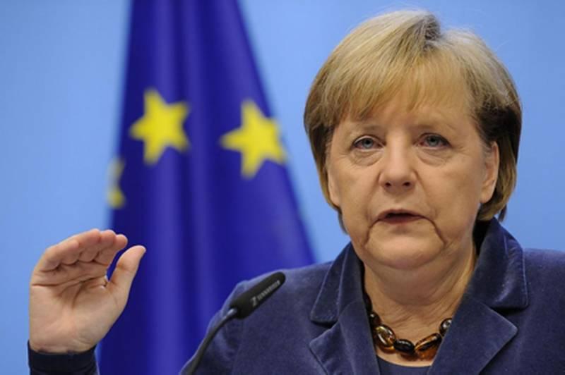 مشرق وسطی کے بحران کا ذمہ دار صرف امریکا ہے،جرمن چانسلر
