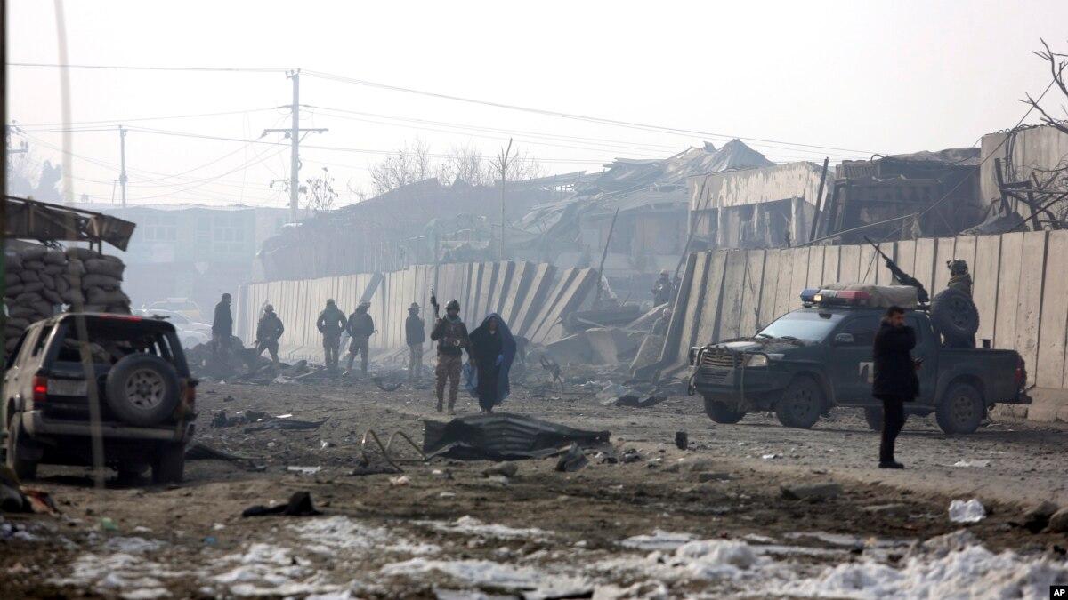 افغانستان: فوجی تربیتی مرکز پر طالبان کے حملے میں 100 سے زیادہ افراد ہلاک