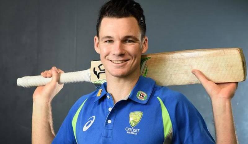 Handscomb to make ODI debut against Pakistan