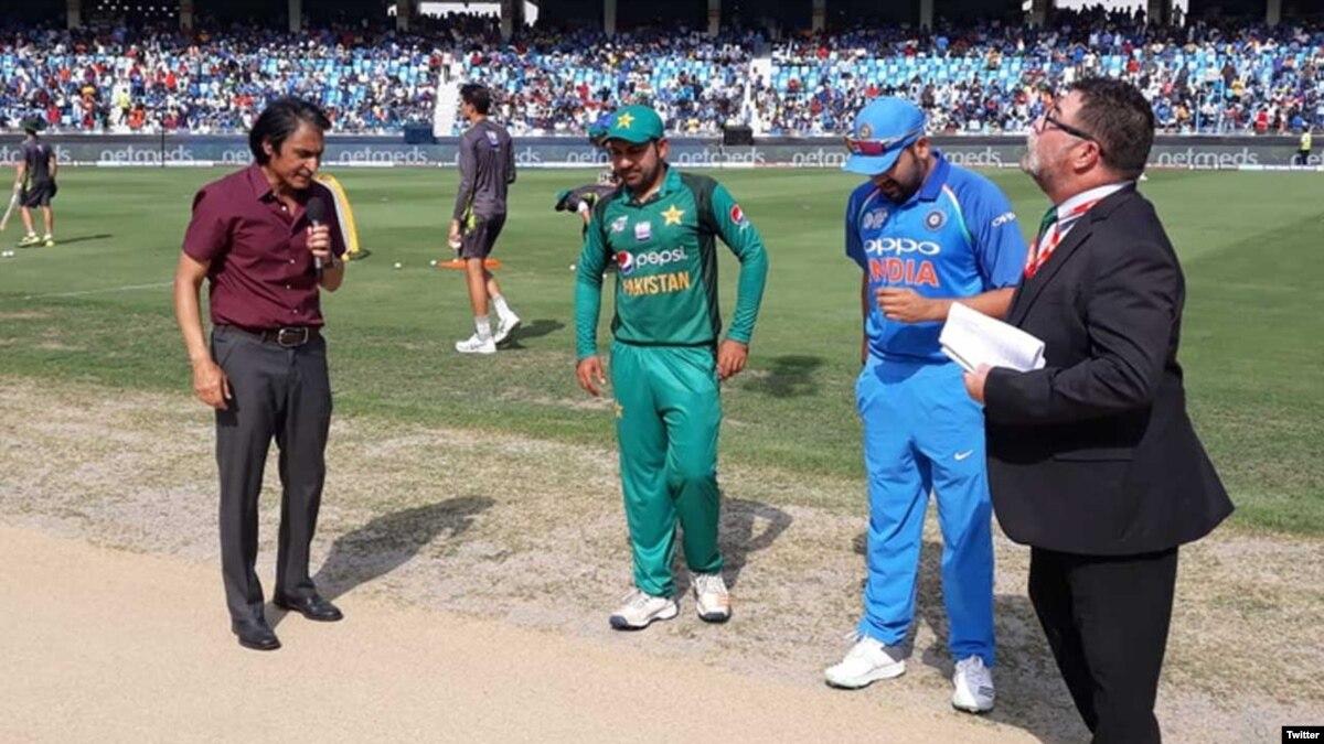 ایشیاء کپ سپر فور مرحلہ، پاکستان کی ٹاس جیت کر بیٹنگ جاری