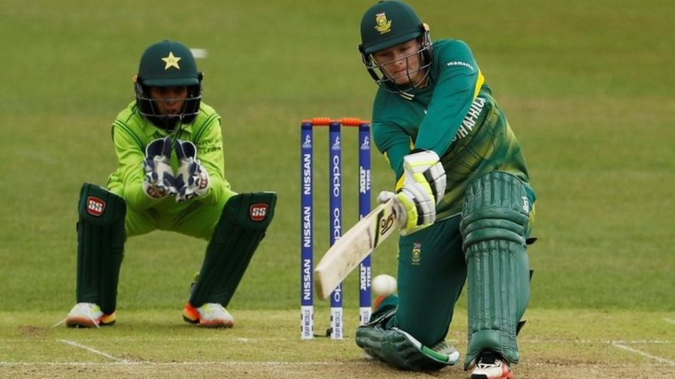دلچسپ میچ کے بعد پاکستان کو تین وکٹوں سے شکست
