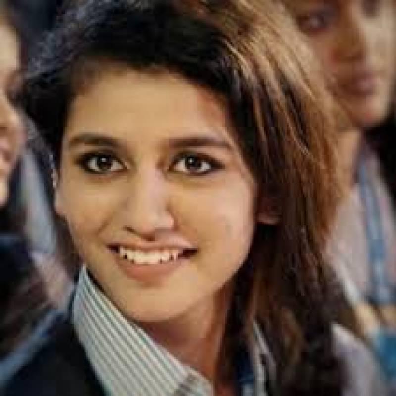بھارتی سپریم کورٹ نے پریا پرکاش کے خلاف شکایت درج کرانیوالوں کو نوٹس جاری کر دیے
