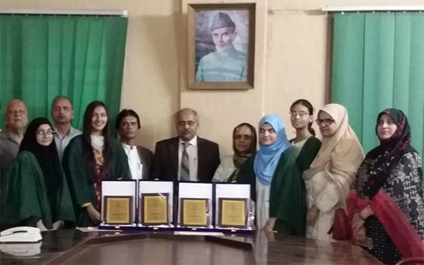 کراچی انٹر بورڈ٬ مختلف گروپس کے نتائج کا اعلان