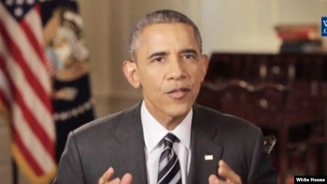 موسمیاتی تبدیلی موجودہ عہد کا بڑا چیلنج: اوباما
