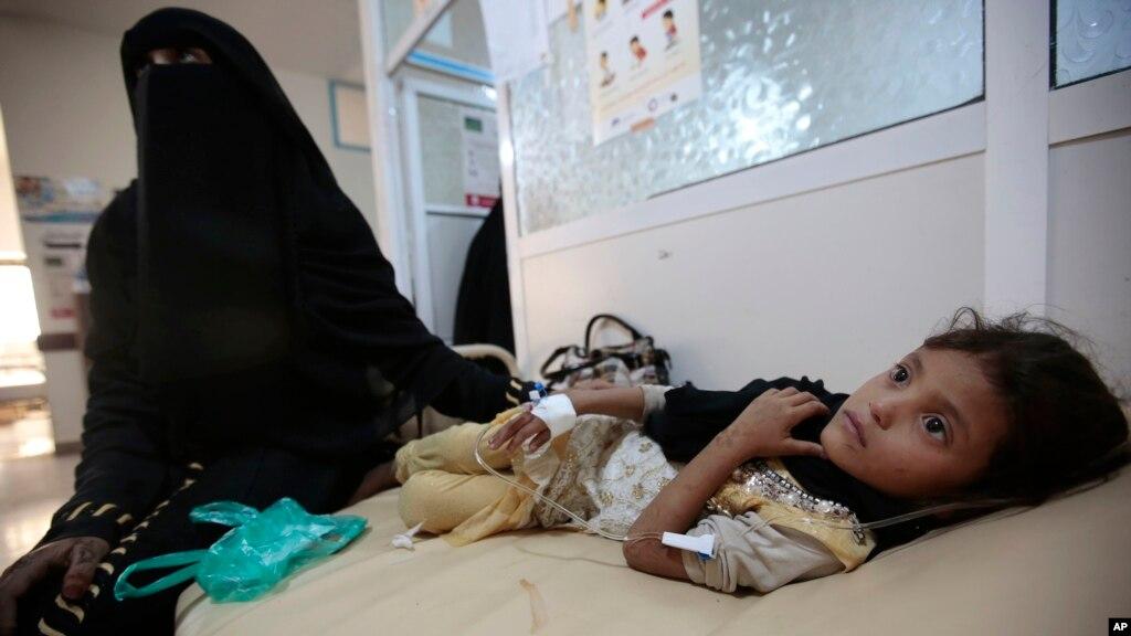 یمن: ہیضے کی وبا 2000 زندگیاں نگل چکی ہے
