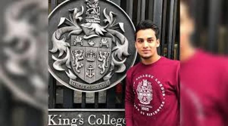 کنگ کالج لندن میں پاکستانی طالب علم سٹوڈ نٹس یونین کا صدر منتخب