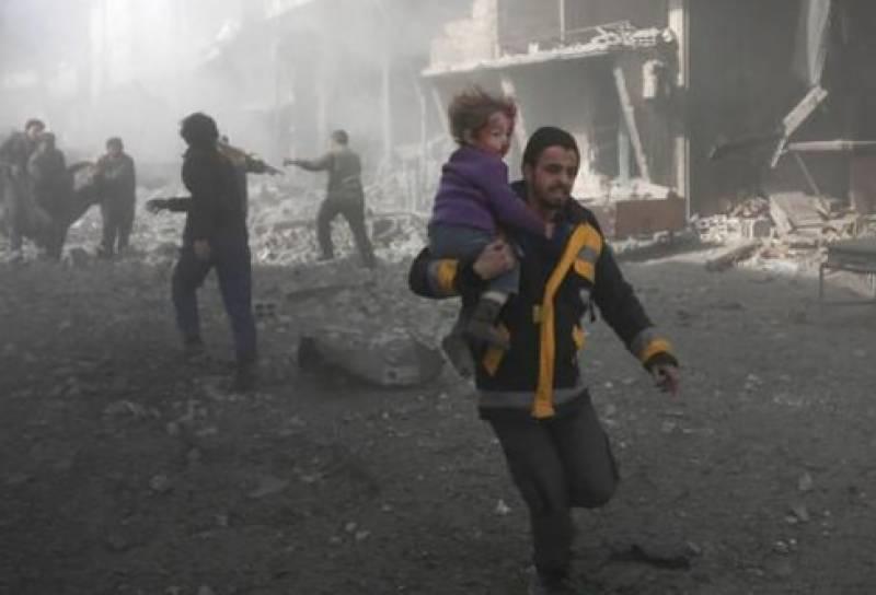 سویڈن اور کویت کا شام میں فوری جنگ بندی کرانے کا مطالبہ