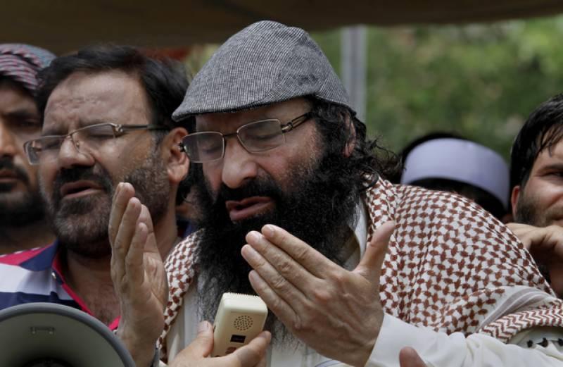 Modi meets Trump as US sanction Hizbul Mujahideen chief