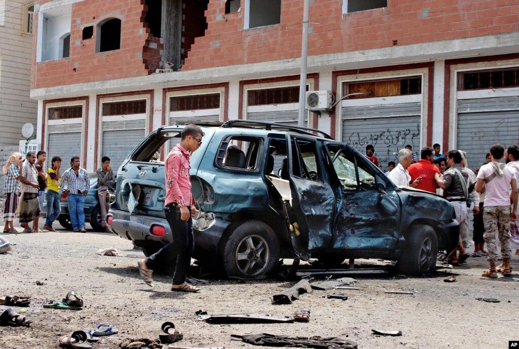 داعش نے یمن میں ہلاکت خیز بم دھماکوں کی ذمہ داری قبول کر لی