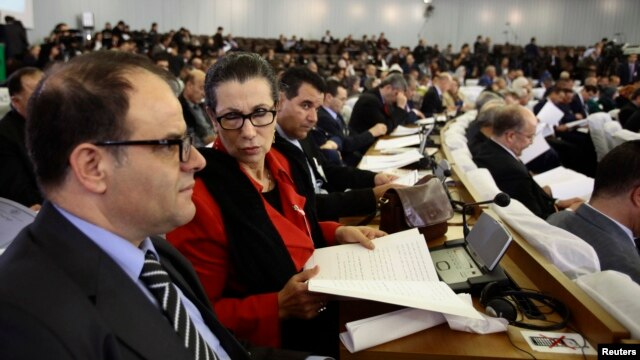 الجزائر: اہم آئینی اصلاحات پارلیمان سے منظور