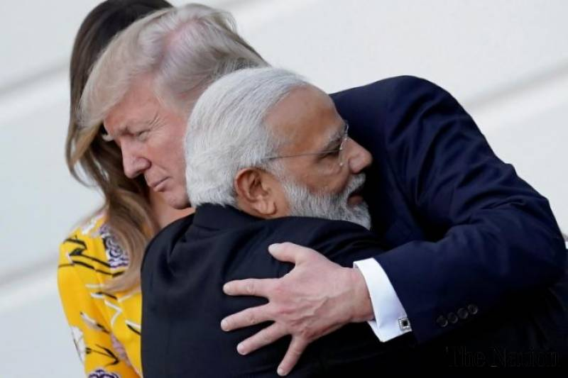 Trump urges Modi to 'do more' to relax trade barriers