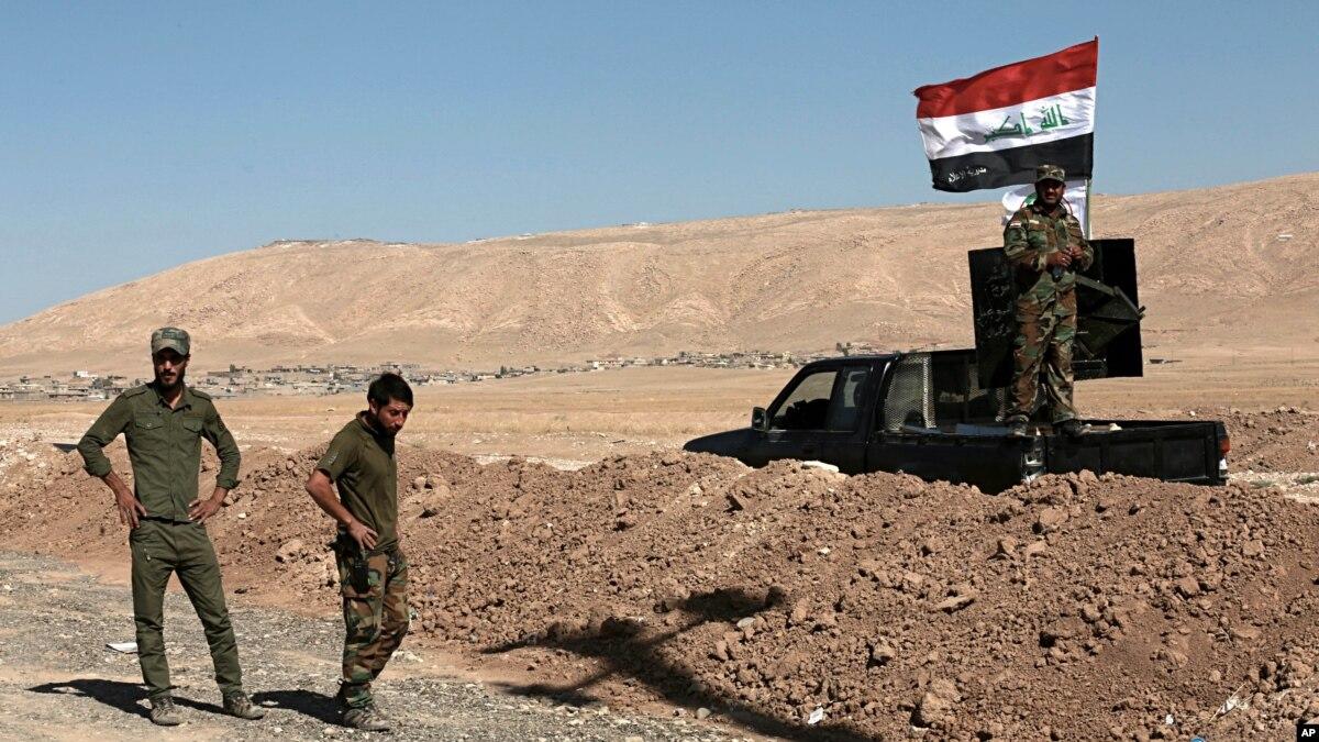 کرکوک کی صورت حال سے ایران اور داعش کو فائدہ ہوگا: امریکہ