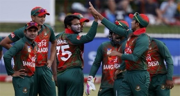 Bangladesh Unveils Schedule For Upcoming Tri-Nation ODI Series