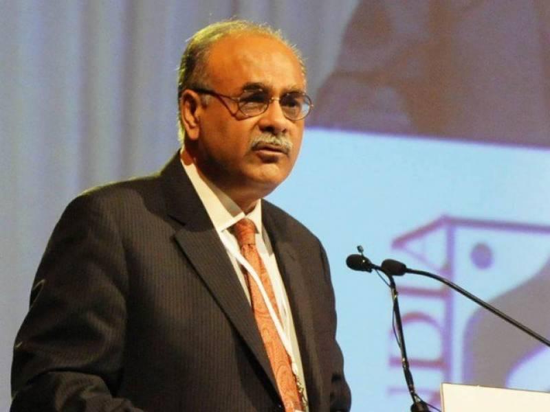 پی ایس ایل ایڈیشن 3 میں غیر ملکی کھلاڑیوں کو پاکستان آ کر کھیلنا ہو گا ، نجم سیٹھی