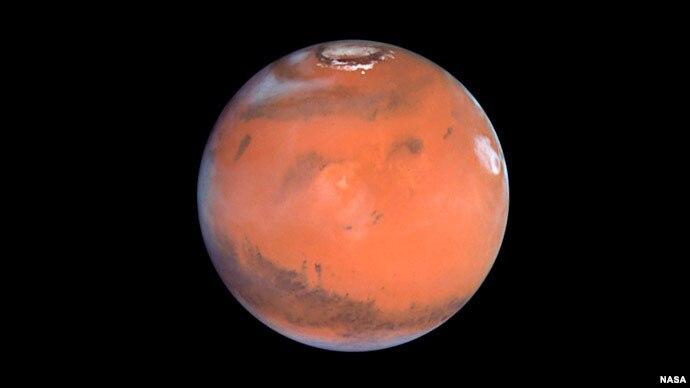 اس ہفتے سیارہ مریخ زیادہ بڑا اور روشن دکھائی دے گا