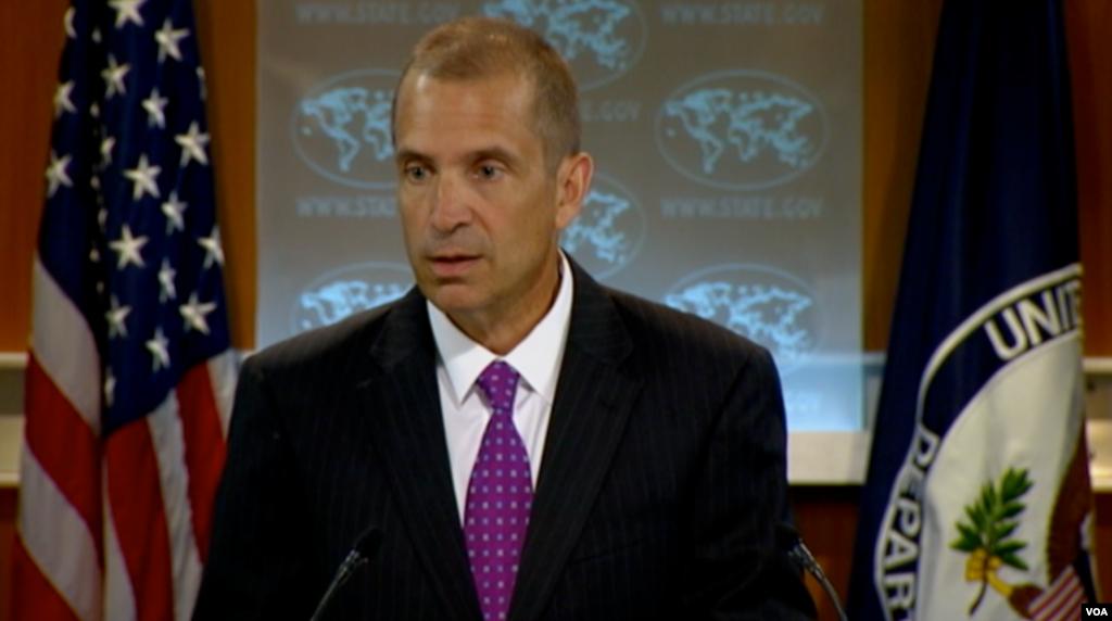 امید ہے ملا ہیبت مذاکرات کی راہ اختیار کریں گے: امریکہ