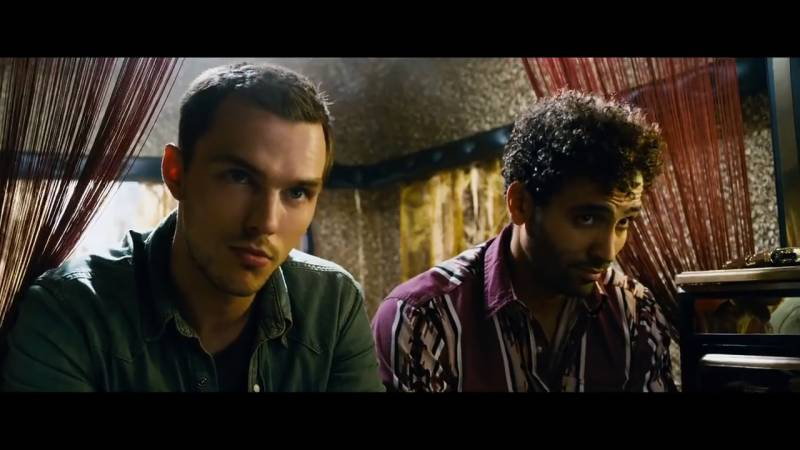 فلم ''کولائڈ''کانیا ٹریلرجاری