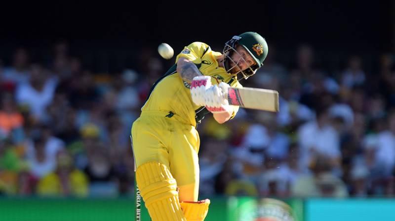 حفیظ کی سب تدبیریں ناکام،پاکستان کوآسٹریلیا کے ہاتھوں تیسرے ون ڈے میں شکست
