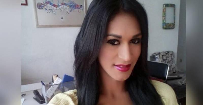 میکسکو کی خواجہ سرا ماڈل پراسرار طور پر جل کر ہلاک