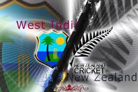 نیوزی لینڈ اور ویسٹ انڈیز کی کرکٹ ٹیموں کے مابین ون ڈے سیریز کا پہلا میچ 20 دسمبر کو کھیلا جائیگا