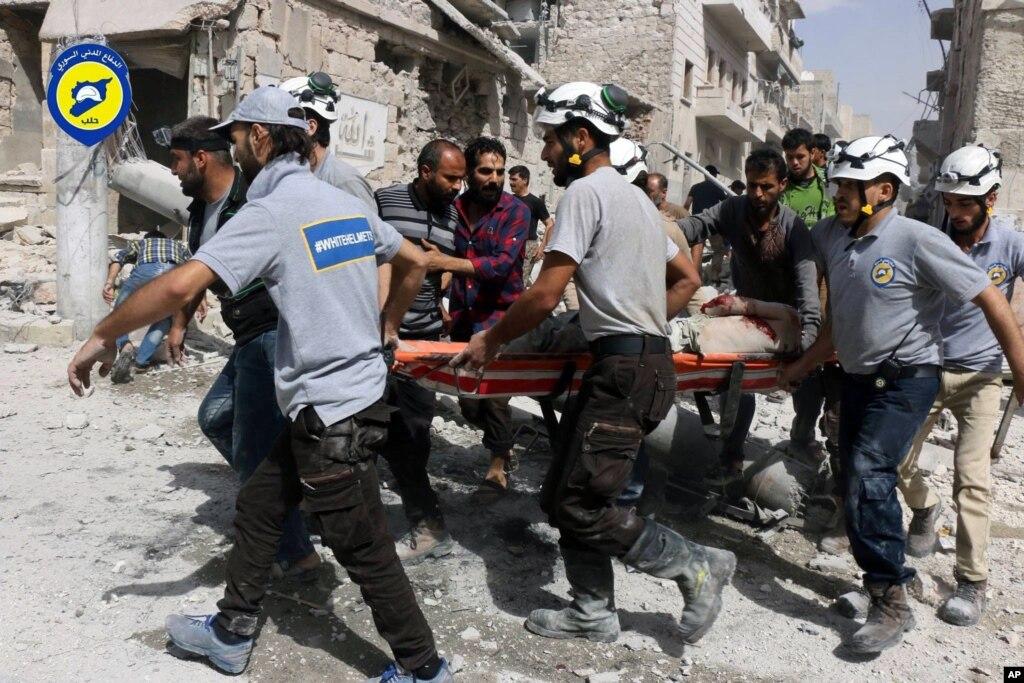 حلب کے اسپتالوں پر حملے ''جنگی جرائم'': بان کی مون