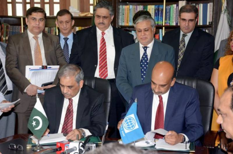Govt, World Bank ink $650m development agreements