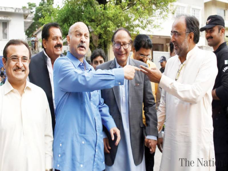 Opposition agrees to hold Sharifs accountable first