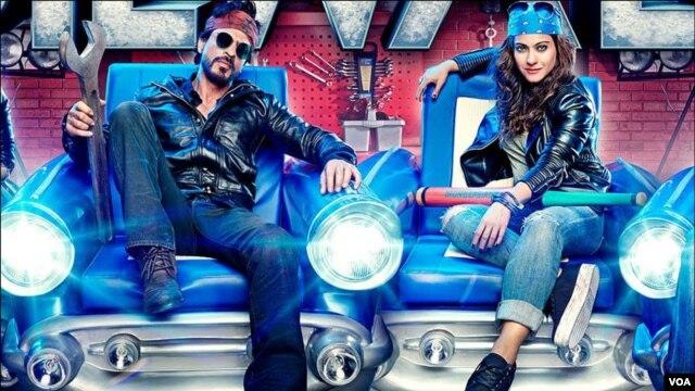 کنگ خان کی نئی فلم 'دل والے' کی پاکستان میں نمائش کا اعلان