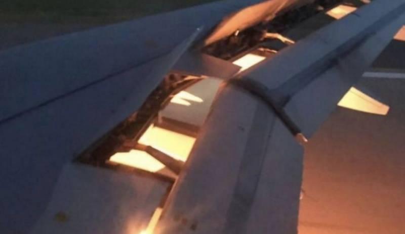 فیفا ورلڈکپ:سعودی ٹیم کو لے جانے والے طیارے میں آگ لگ گئی