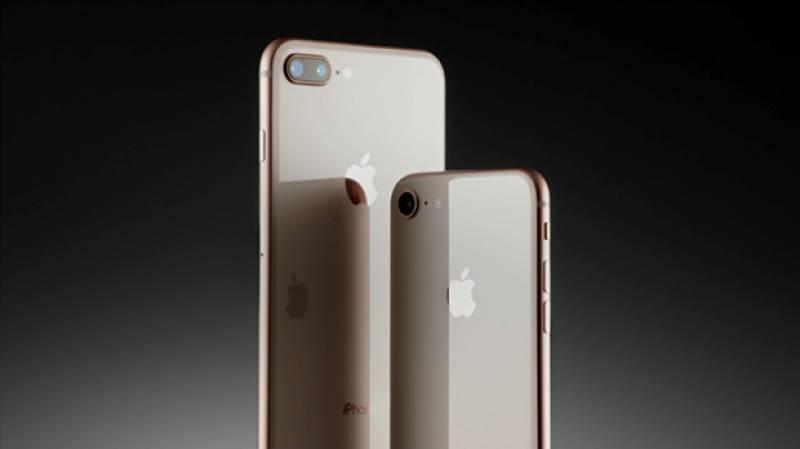 ایپل آئی فون 8 اور 8 پلس کی فروخت شروع