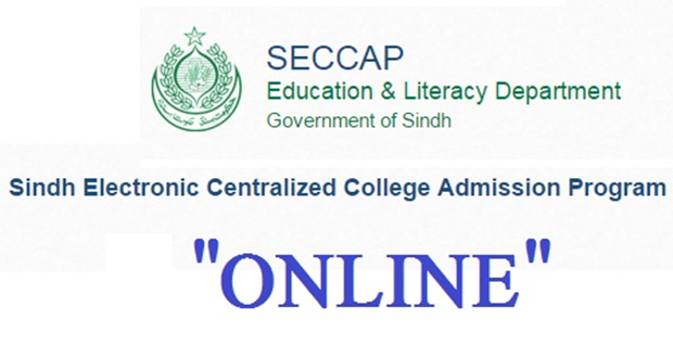 SECCAP Admissions 2017-18 Started Online