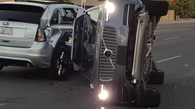 اوبر نے حادثے کے بعد خودکار ڈرائیونگ گاڑیوں کی سروس بند کر دی