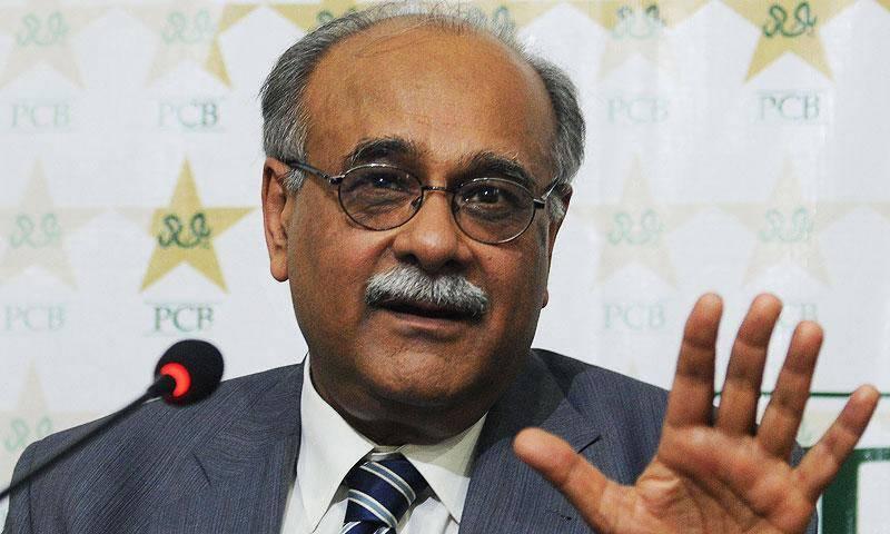 آئی سی سی ایسے کھلاڑی بھیجے جنہیں عمران خان پھٹیچر نہ کہہ سکیں: نجم سیٹھی