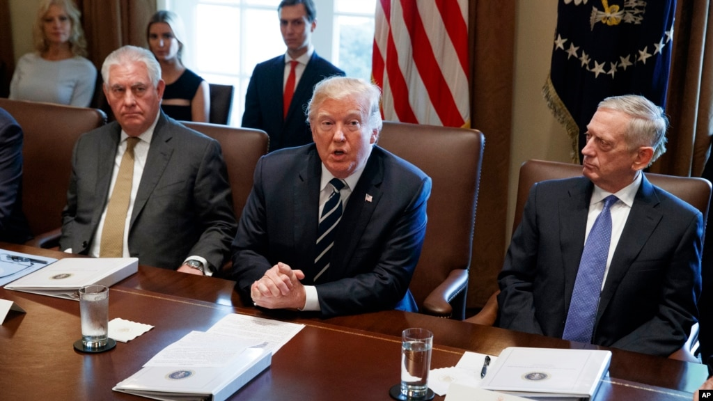 جوہری معاہدے کا 'مکمل خاتمہ'' ممکن ہے: ٹرمپ