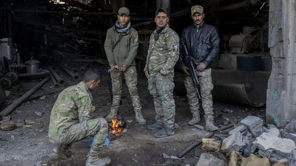 شدید لڑائی کے بعد عراقی فوج مغربی موصل میں داخل