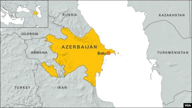 آذربایجان میں داعش سے وابستگی کے الزام پر آٹھ افراد گرفتار