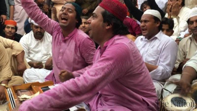 New stars emerge in Qawwali music dynasty in Pakistan