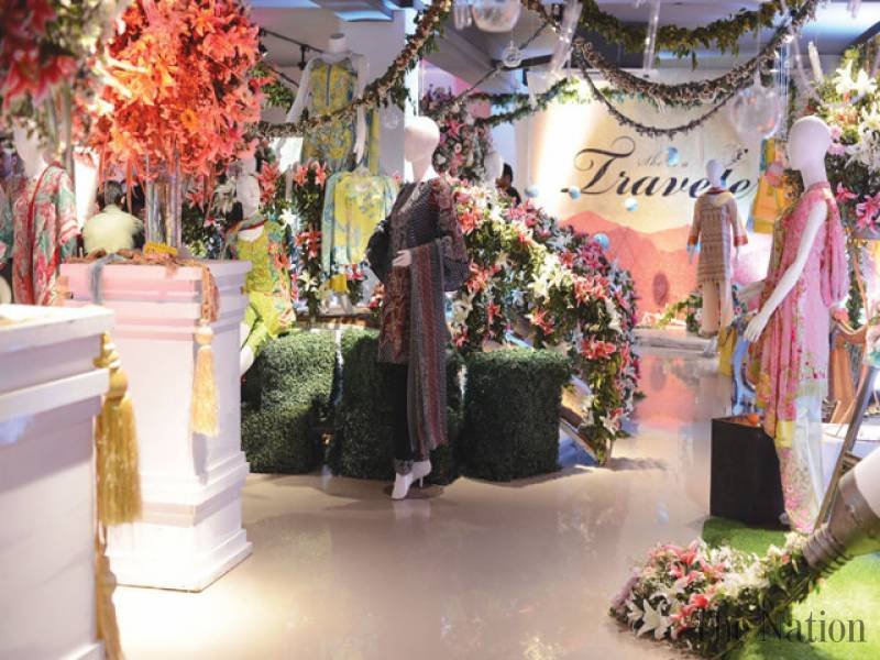 Jahanara launches debut Eid collection
