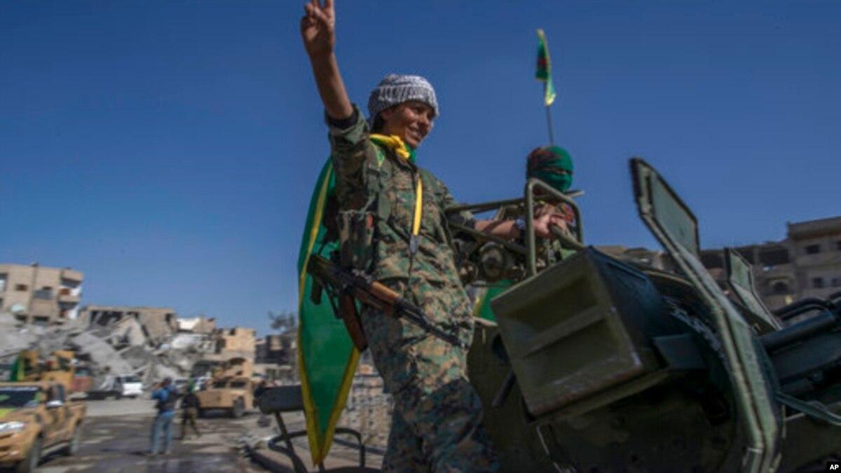 داعش نے 128 شامی باشندوں کو ہلاک کر دیا