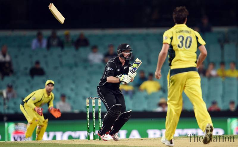 Smith record century leads Aussies to ODI win