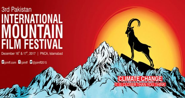 3rd International Mountain Film Festival Begins in Islamabad