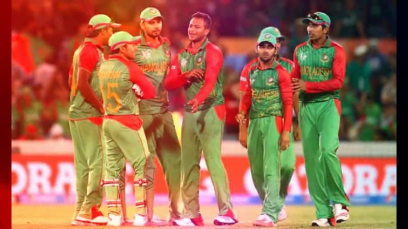 بنگلہ دیش نے پہلے ون ڈے میچ میں سری لنکا کو 90 رنز سے شکست دیدی