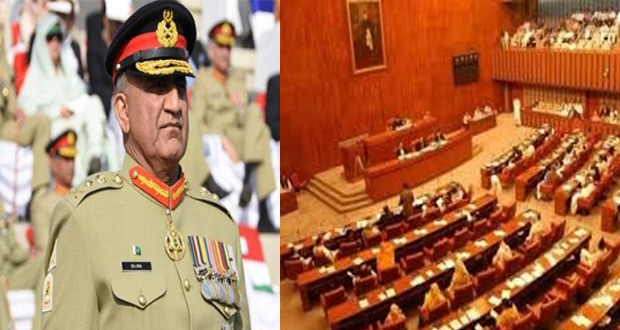 COAS to Brief Senate Standing Committee on December 19