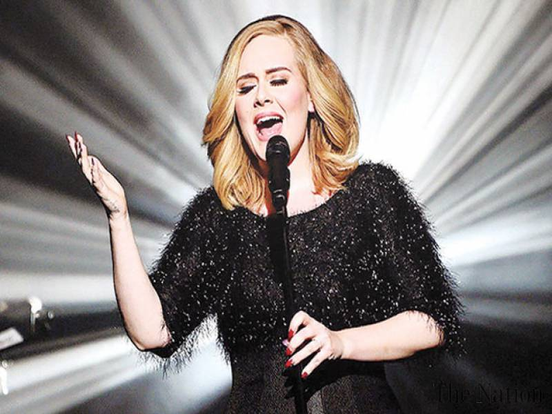 Adele officially best selling artist of 2015