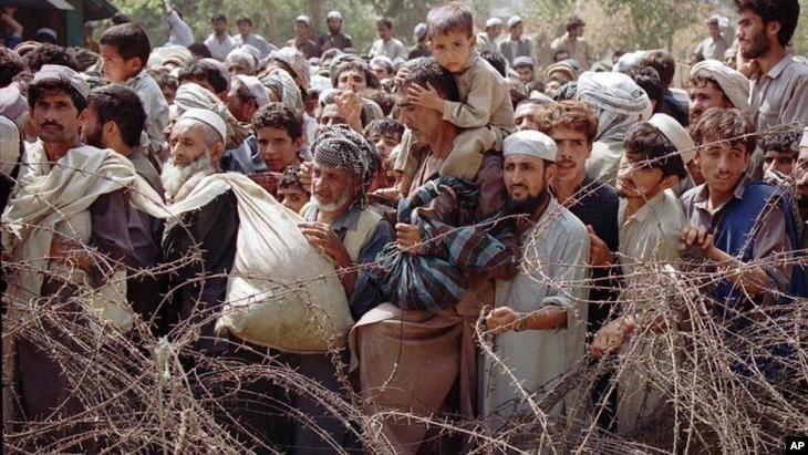 پاکستان: ایک ماہ میں 50 ہزار افغان مہاجرین کی وطن واپسی
