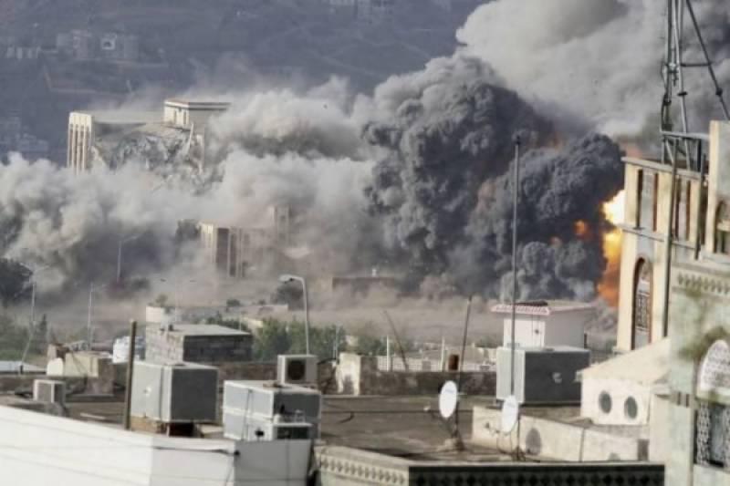 یمن میں شادی کی تقریب میں بمباری، 20 افراد ہلاک