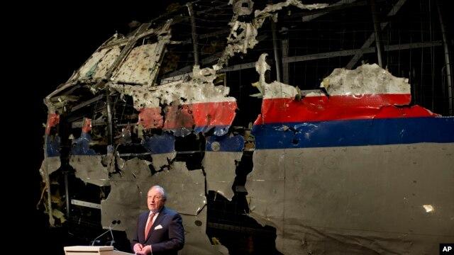 'ایم ایچ-17' روسی ساختہ میزائل کا نشانہ بنا تھا، تحقیقاتی کمیٹی