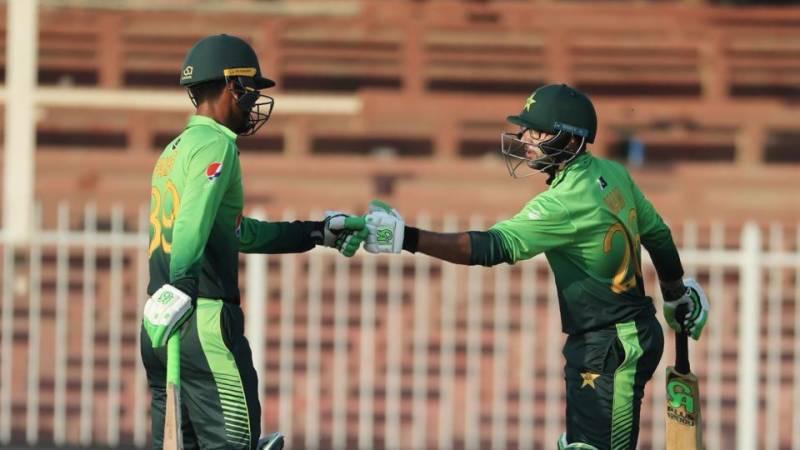 پاکستان نے سری لنکا کو وائٹ واش کر دیا