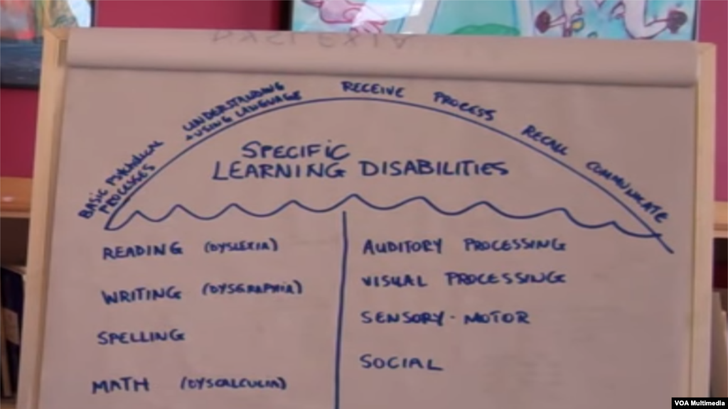 سیکھنے کی معذوری کے شکار طلباء نئی زبانیں سیکھ سکتے ہیں