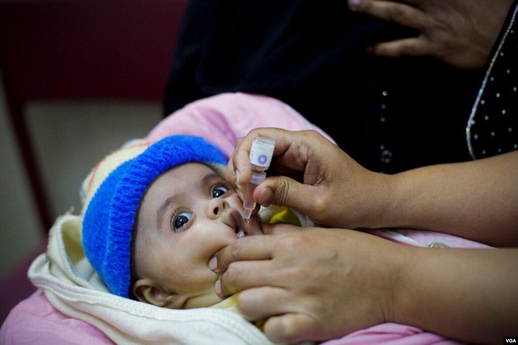 وائرس کی موجودگی پر اسلام آباد میں خصوصی انسداد پولیو مہم